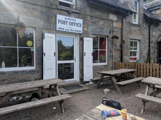 Glenlyon Post Office