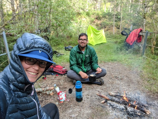 First Trail Dinner